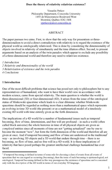 Astronomy what is research paper example